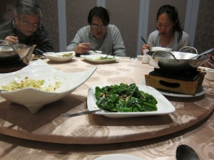 Special vegetable indigenous to Taiwan