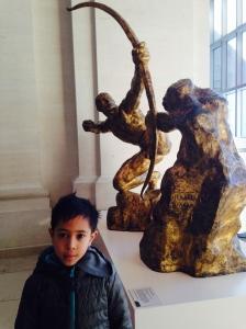 Herakles the Archer by Antoine-Emile Bourdelle